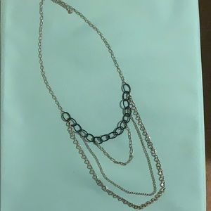 Multi-Layer Cain Necklace
